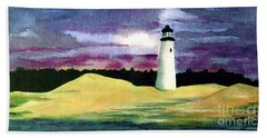 The Beacon Beach Towel