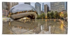 The Bean Hdr 01 Beach Towel