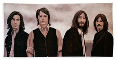 The Beatles 3 Beach Towel