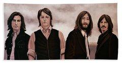 The Beatles 3 Beach Towel