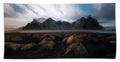 the Beauty of Iceland Beach Towel