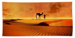 The Bedouin Beach Sheet