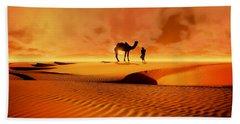 The Bedouin Beach Towel