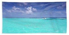 The Big Blue Beach Towel