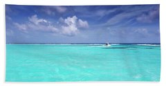 The Big Blue Beach Sheet