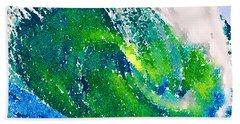 The Big Green Beach Sheet