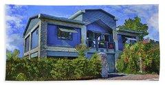 The Big House Beach Sheet