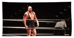 The Big Show Beach Towel