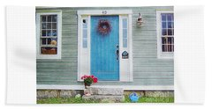 The Blue Door Beach Sheet