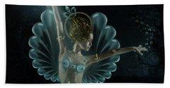 The Blue Fairy Beach Sheet