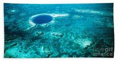 The Blue Hole Beach Sheet