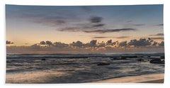 The Blues - Sunrise Seascape  Beach Towel