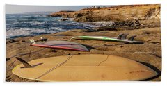 The Boards Beach Towel