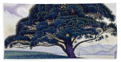 The Bonaventure Pine  Beach Towel