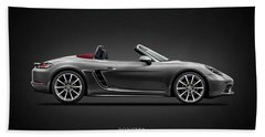The Boxster Beach Towel