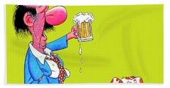 The Bozo Collection 2 Beach Towel
