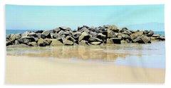 The Breakwater Beach Towel