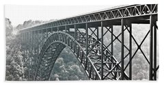The Bridge B/w Beach Sheet