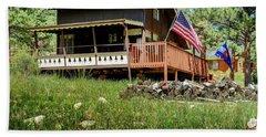 The Cabin Beach Sheet
