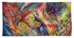 The Chagall Dreams Beach Towel