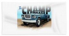The Champ Beach Sheet
