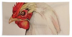 The Chicken Beach Towel