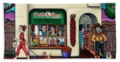 The Chile Shop Santa Fe Beach Towel