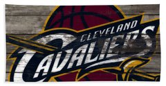 The Cleveland Cavaliers 3f      Beach Towel