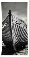 Shipwreck Photographs Beach Towels