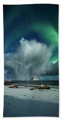 The Cloud I Beach Towel