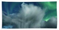 The Cloud II Beach Towel