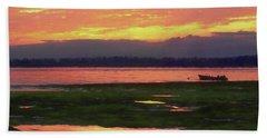 The Colors Of Ship Creek Beach Sheet