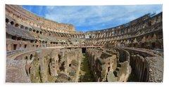 The Colosseum Beach Sheet