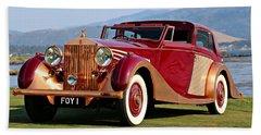 The Copper Kettle Rolls-royce Beach Sheet