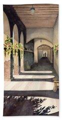 The Corridor 2 Beach Sheet by Sam Sidders