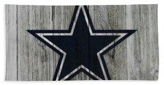 The Dallas Cowboys C2                              Beach Sheet by Brian Reaves