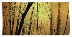 The Dawn Of The Trees Beach Sheet