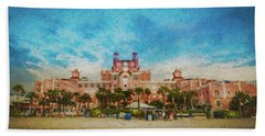 The Don Cesar Resort Beach Towel