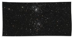 The Double Cluster Beach Towel