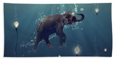 The Dreamer Beach Towel