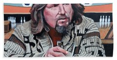 The Dude Beach Towel