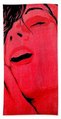The Ecstasy Beach Towel