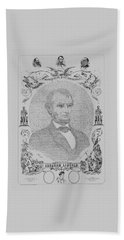 The Emancipation Proclamation Beach Towel