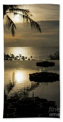 The End Of The Day Beach Towel