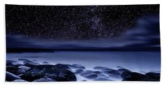 Beach Sheet featuring the photograph The Essence Of Everything by Jorge Maia