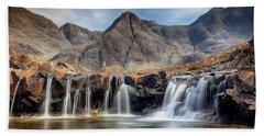 The Fairy Pools - Isle Of Skye 3 Beach Towel