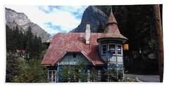 The Fairy Tale House  Beach Sheet
