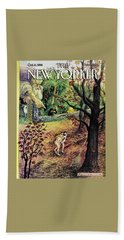 New Yorker October 3rd, 1994 Beach Towel