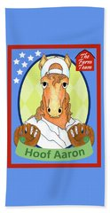 The Farm Team - Hoof Aaron Beach Towel