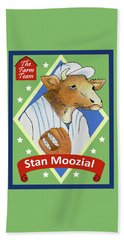 The Farm Team - Stan Moozial Beach Towel